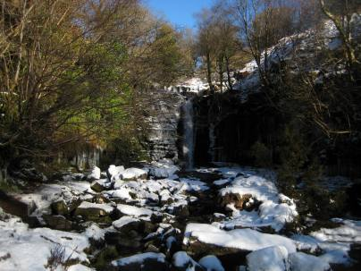 Re-exposure of Waterfalls and Snow in the beacons 036